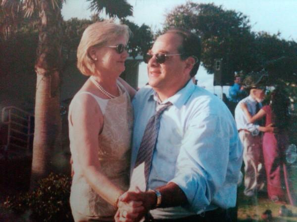Jan and Howard wedding