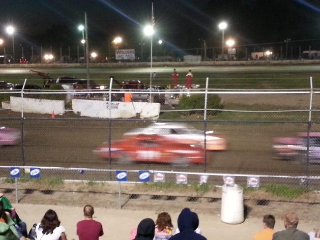 Wilmot racecar