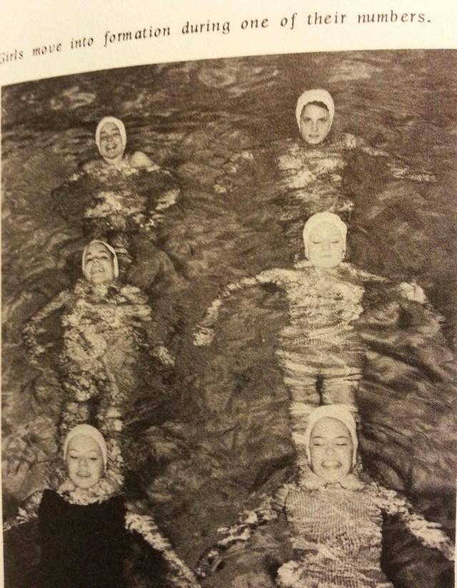 Swim Club formation