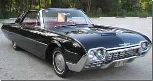 Black Thunderbird