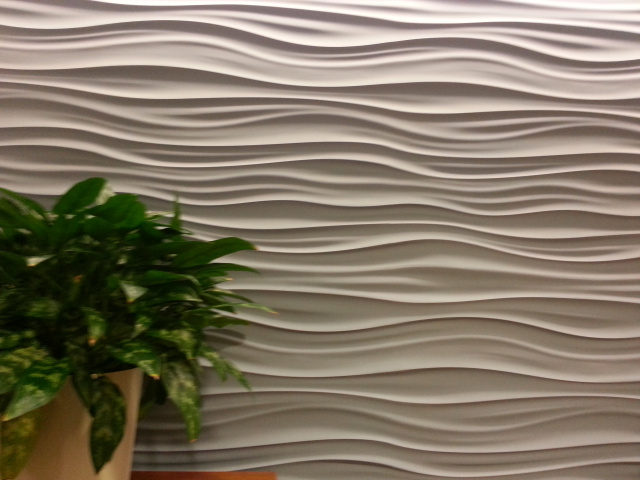 waiting room wall