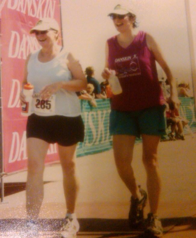 Jan and Karen Triathlon (2)