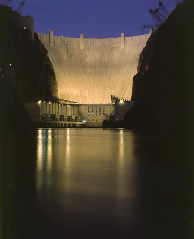 Hoover Dam, Photo U.S. Bureau of Reclamation