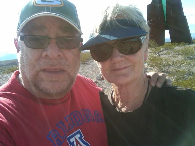 Jan and Howard El Camino Real NM